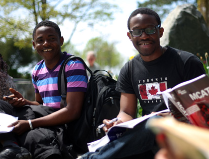 nigerians studying in canada