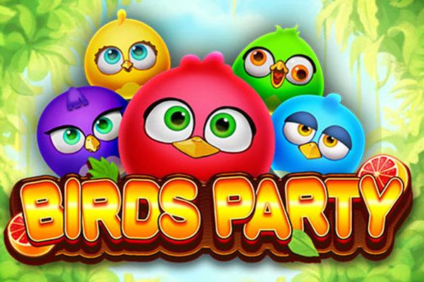 Birds Party - SLOT JDB GAMING INDONESIA 🎰 Demo Slot + Review Slot
