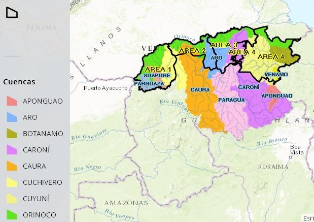 Mapas para entender al arco minero del orinoco mapa 2 mapa de tipos de vegetacin thecheapjerseys Choice Image
