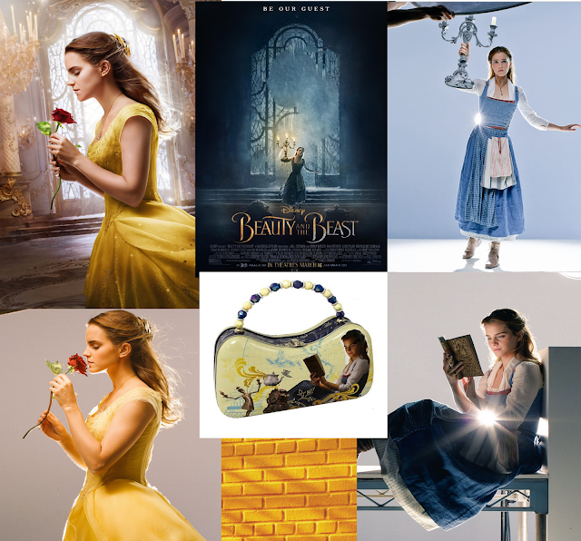 bela e a fera emma watson montagem beauty and the beast