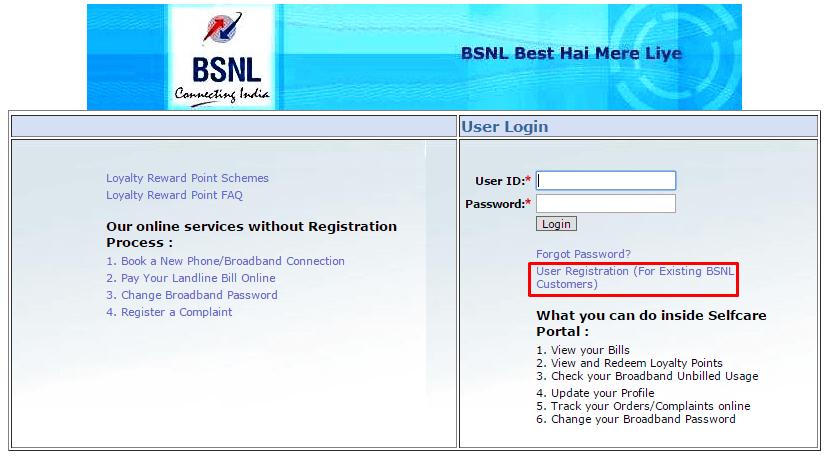 3 Ways to Check BSNL Broadband Usage - Tech Linko