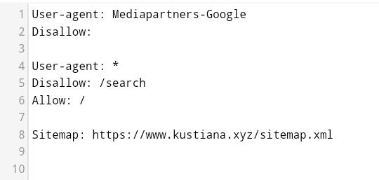 cara mengatasi Sitemap Error di Webmaster Tools dengan mudah
