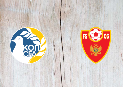 Cyprus vs Montenegro -Highlights 05 September 2020
