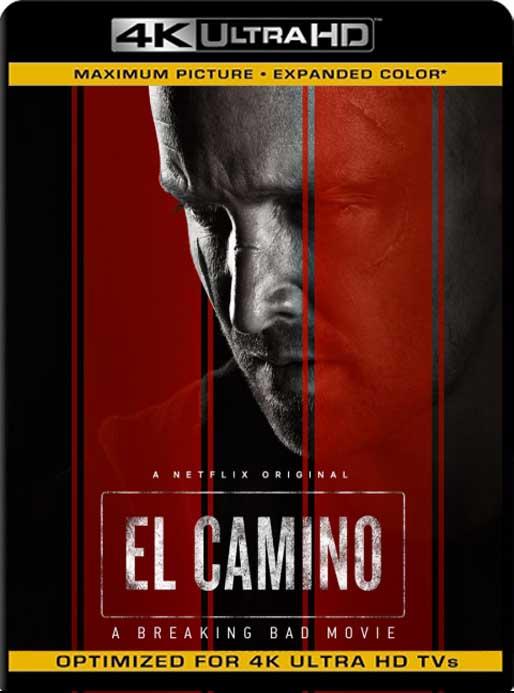 El Camino: Una película de Breaking Bad (2019) 4K 2160p UHD [HDR] Latino [GoogleDrive]