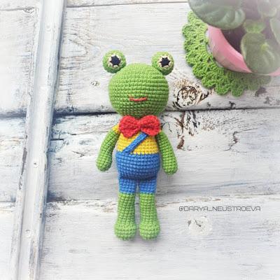 Лягушонок Квакуш