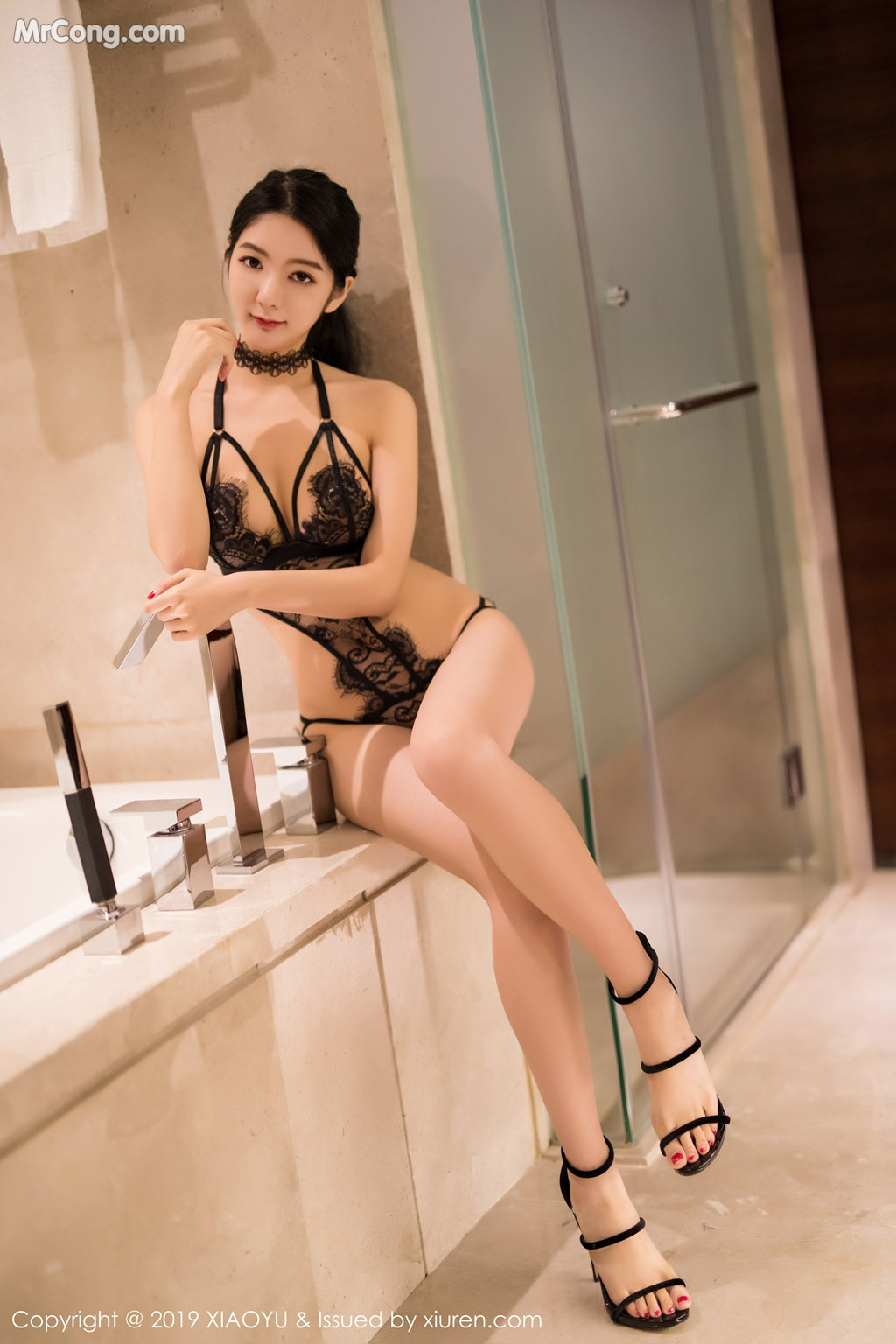 Image XiaoYu-Vol.041-Xiao-Reba-Angela-MrCong.com-012 in post XiaoYu Vol.041: Xiao Reba (Angela喜欢猫) (43 ảnh)
