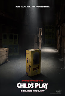 Child's Play 2019 Teaser Poster