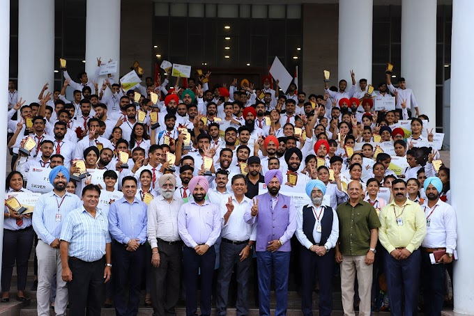 Chandigarh University announces Dhyan Chand Sports Scholarship for players