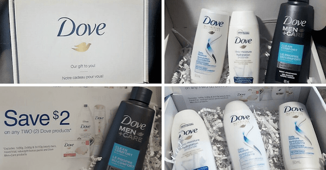 Dove Samples and Dove Samplers