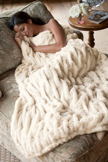 Faux Fur Throw Julia Ryan