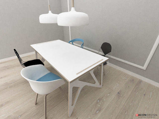 Dacon-Design-architect-table-white-chair
