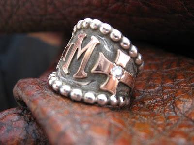 rodeo tales gypsy trails travis stringer western wedding rings more - Western Wedding Rings