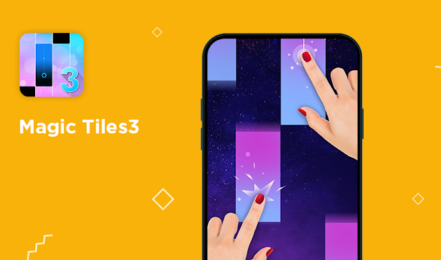 تحميل لعبه Magic Tiles 3 أخر إصدار للأندرويد والأيفون 2020