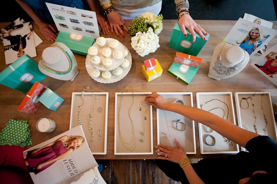 Host a Stella & Dot Trunk Show with Whitney Fields