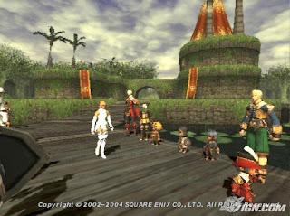 Final Fantasy XI Chains of Promathia PS2 ISO - isoroms com