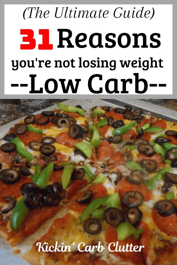 Pinterest Image: Fat-Head Pizza (low carb)