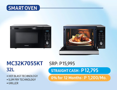 Samsung, home appliances, sale alert, smart over, microwave oven
