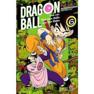 Dragon Ball Full Color - Phần Một: Thời Niên Thiếu Của Son Goku - Tập 6 (Tặng Kèm Bookmark) ebook PDF EPUB AWZ3 PRC MOBI