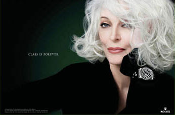Carmen Dell Orefice oldest working model