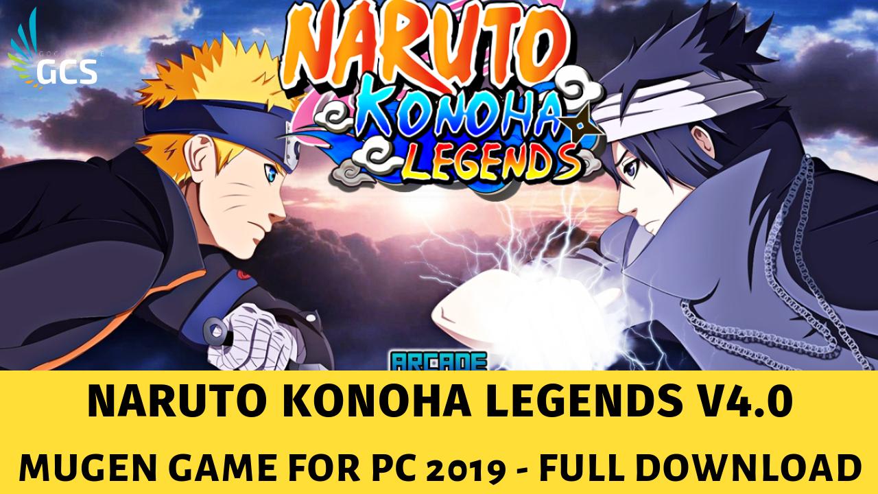naruto konoha legends v4 - infogatevn.com