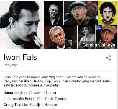 Kata - Kata Mutiara Lirik Lagu Iwan Fals #1