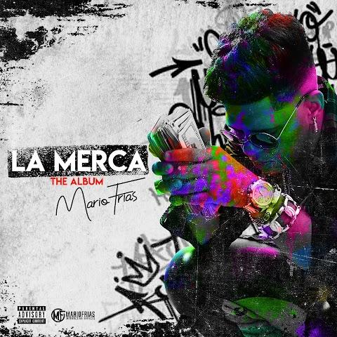 Cover / La Merca (The Album) - Mario Frias 809