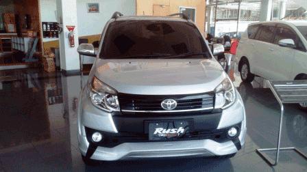 Kredit Toyota Rush Terbaru 2017