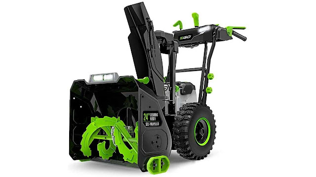 EGO Power+ SNT2400 Self-Propelled 2-Stage Snow Blower