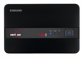 Dual-mode Samsung 4G LTE Mobile Hotspot for Verizon announced