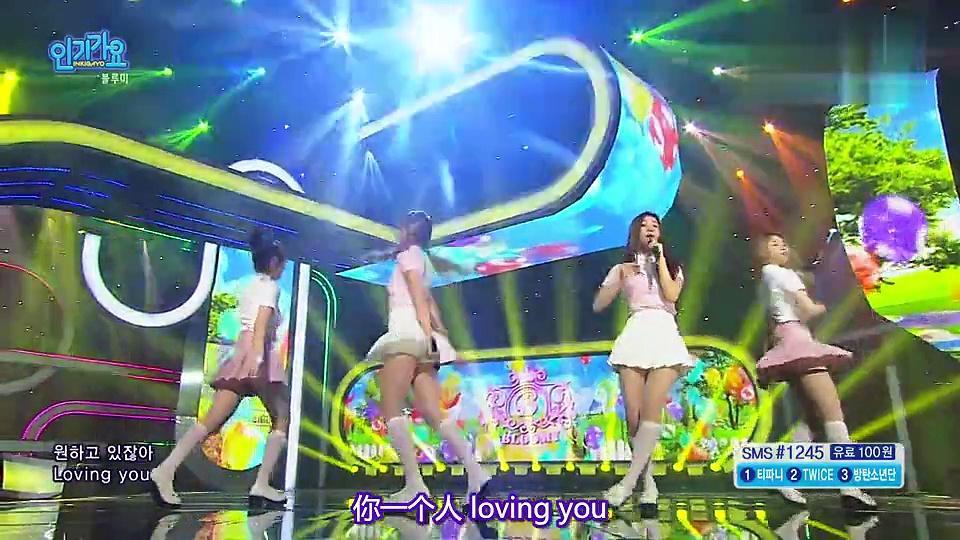 人氣歌謠 K-POP