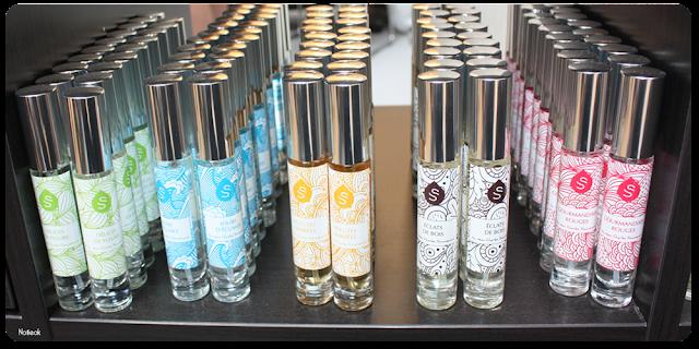 collection Fine Home Fragrance de Sevessence