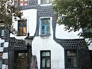 Architettura e arte di Hundertwasser a Vienna