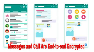 WhatsApp End to End Encryption Meaning In Hindi