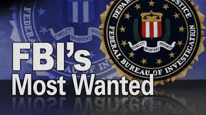 MOST WANTED BY THE FBI