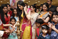 Actress Adah Sharma Launches Saree Niketan Showroom  0018.jpg