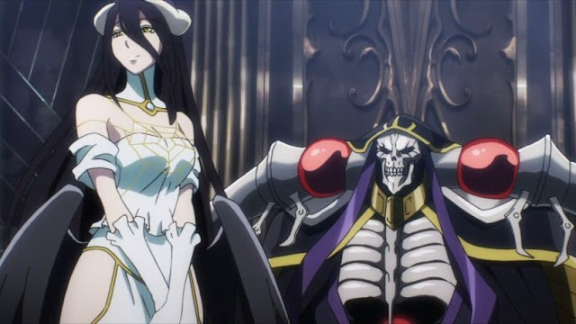Download Overlord Season 1 (Episode 01 - 13) BD Batch Subtitle Indonesia