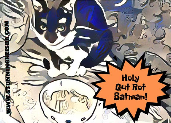 CK-Style Comix: Holy Gut Rot Batman