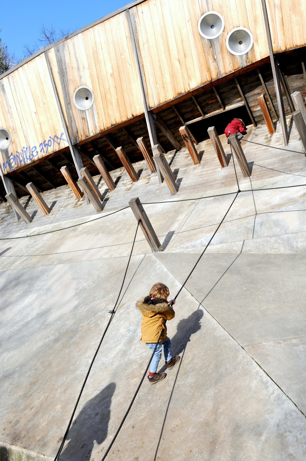 best playground in paris for kids