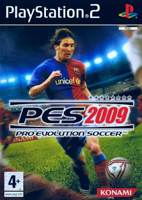 PES 2009 بيس