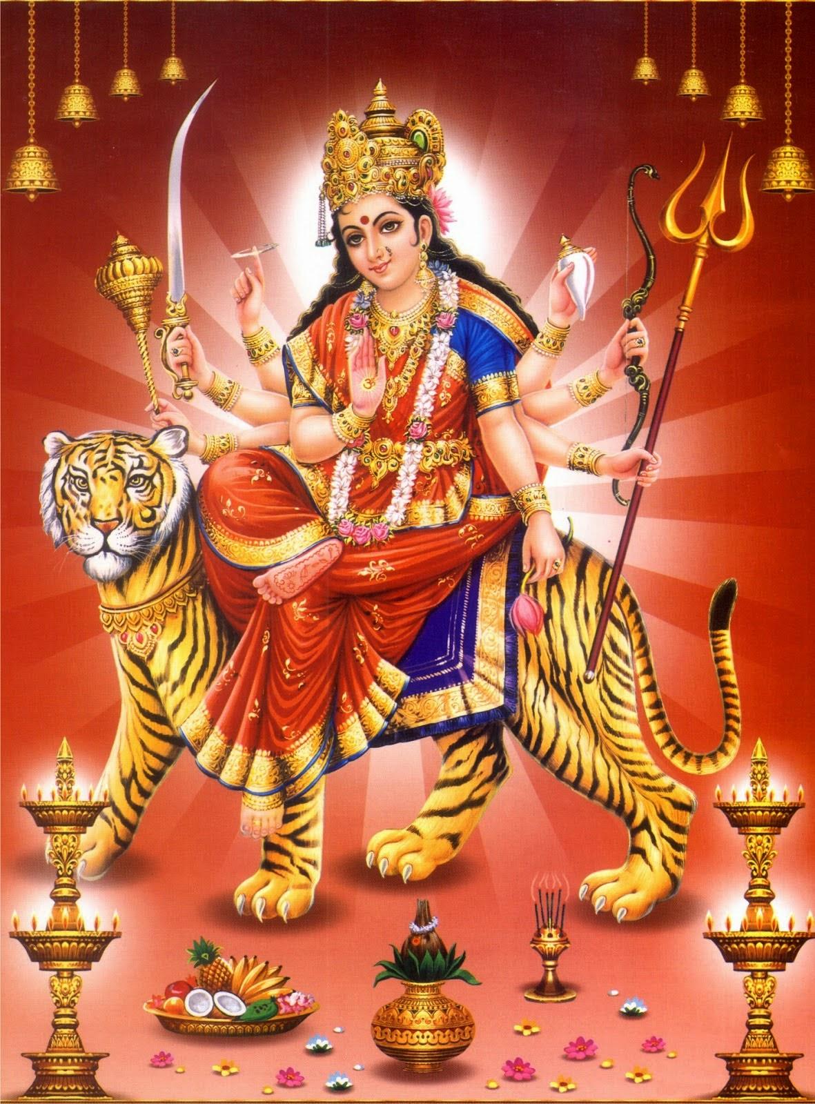 Goddess Kallika Devi Shakthi Ammavaru HD Pictures Photos