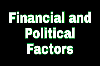 Financial Social and Political factors forex Analysis