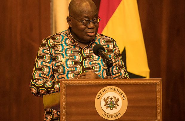 President To Launch GHC 100bn Economic Recovery Programme