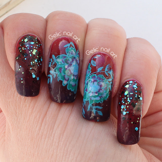 Gelic\' nail art