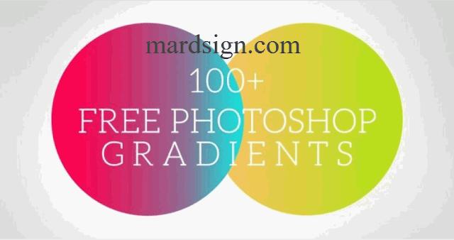 تدرجات فوتوشوب مجانية للمصممين لسنة 2021