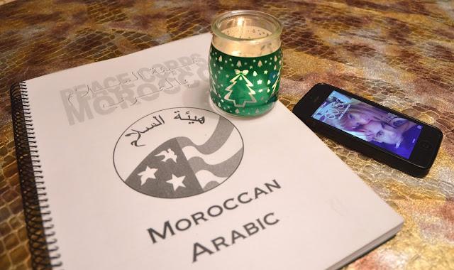 Podręcznik do nauki derija Moroccan Arabic