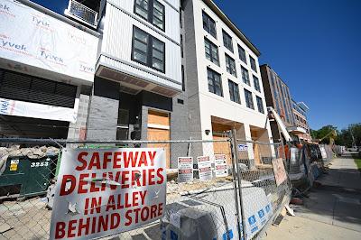 Safeway Washington D.C. Capitol Hill new apartments
