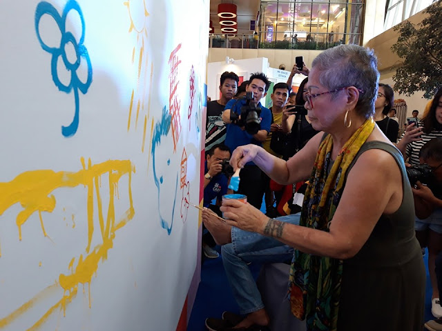 SM City Marikina Art for Everyone