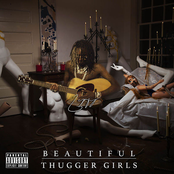 Young Thug - BEAUTIFUL THUGGER GIRLS (Update 3 - 7/6) Cover
