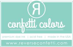 iced aqua dye ink