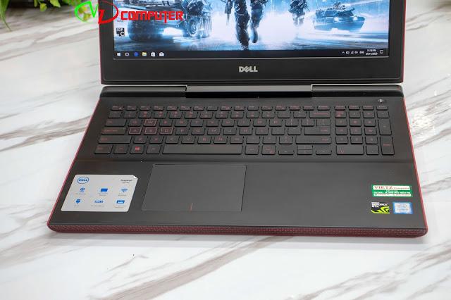 Dell N7567 i5 7300HQ